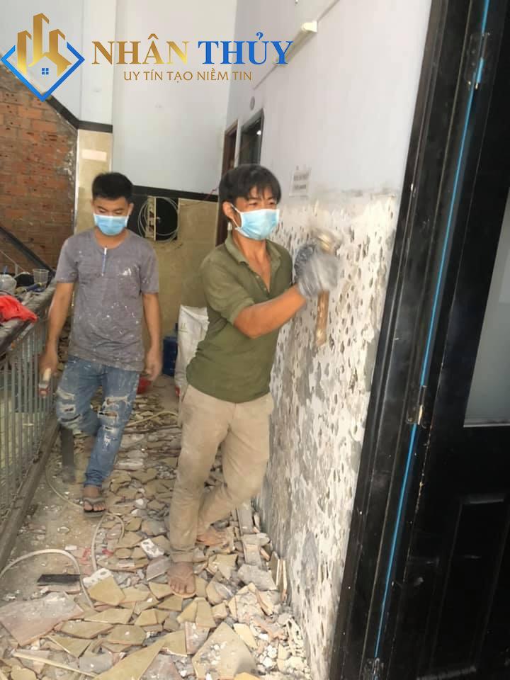 sửa chữa nhà giá rẻ tạị quận Bình thạnh