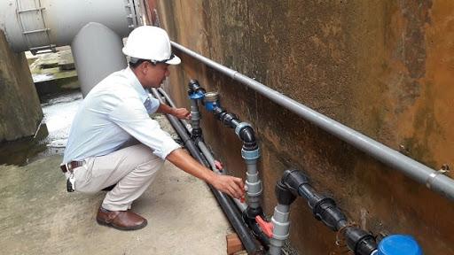 sửa ống nước thoát