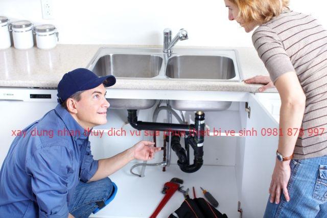 thợ sửa bồn rửa mặt tại tphcm