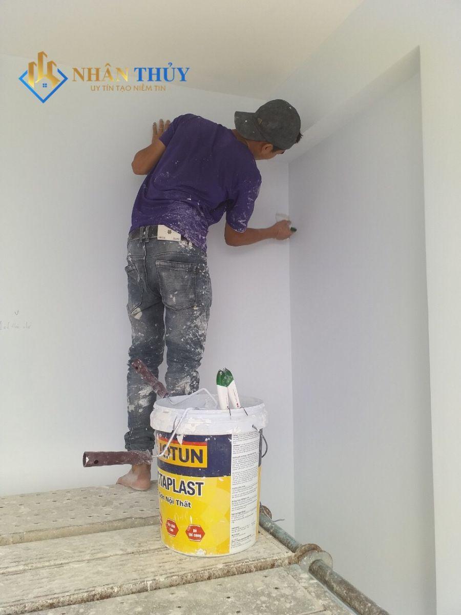 9 Loại sơn chống thấm trong nhà & ngoài trời tốt nhất hiện nay