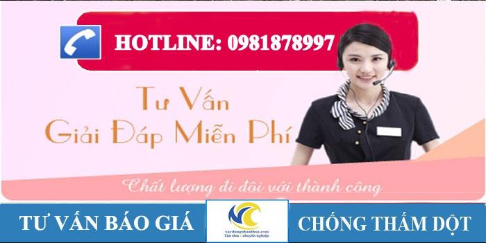 dịch vụ chống dột mái tôn giá rẻ tại tphcm