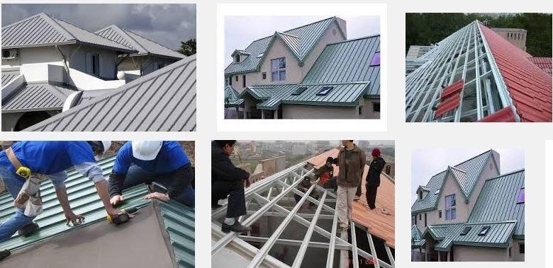 dịch vụ chống dột mái tôn bình tân