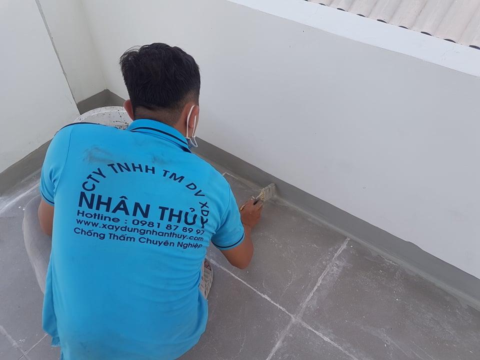 thợ sơn nhà tại bình chánh
