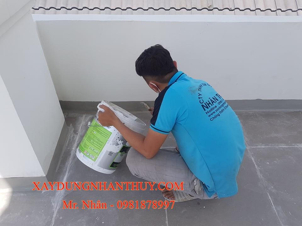thợ chống thấm nhà ở tại huyện nhà bè