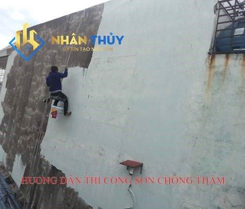 chống thấm tường nhà chuyên nghiệp