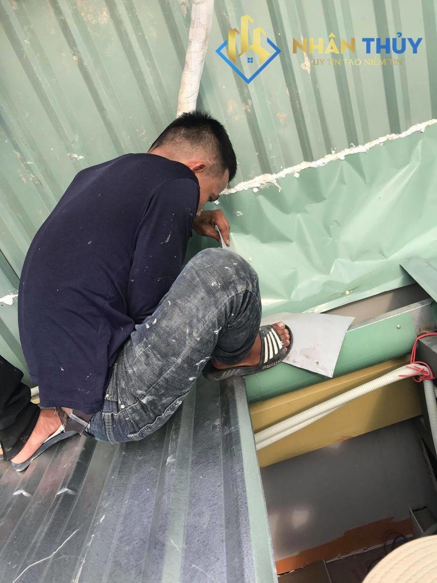 dịch vụ sửa chữa làm mái tôn tại quận 9
