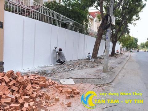 thợ sơn sửa lại nhà tại tphcm