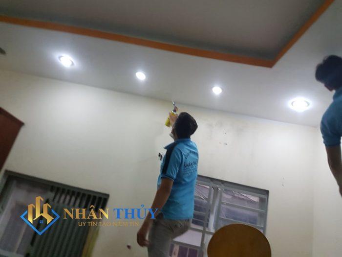 thi công sơn nhà tại thủ đức