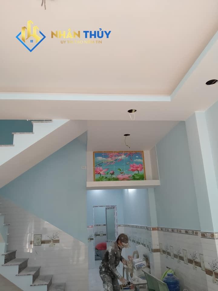 sơn nhà tại long an