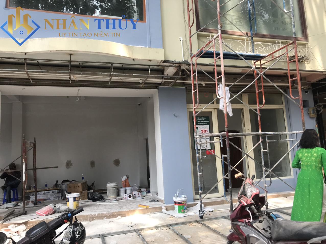 dịch vụ sơn nhà tại long thành