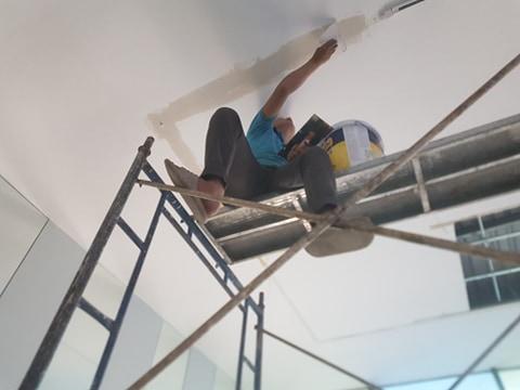 thợ sơn nhà tại thủ dầu một