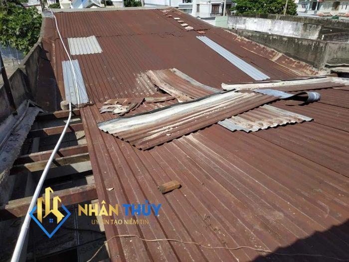 dịch vụ chống dột mái tôn quận bình tân