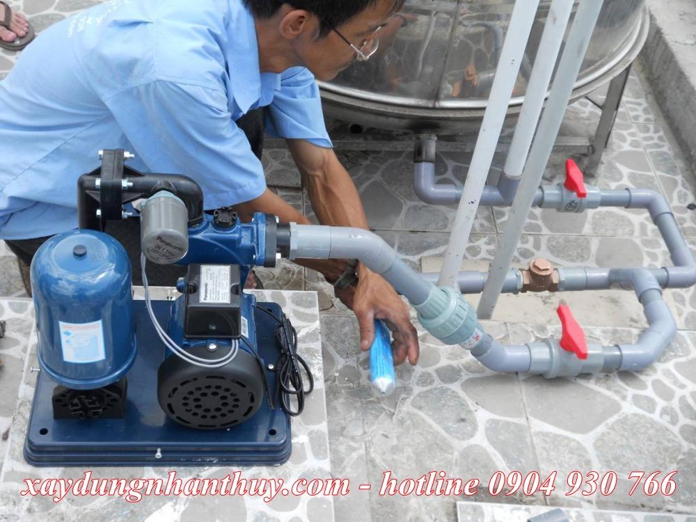 Thợ sửa máy bơm nước quận bình thạnh