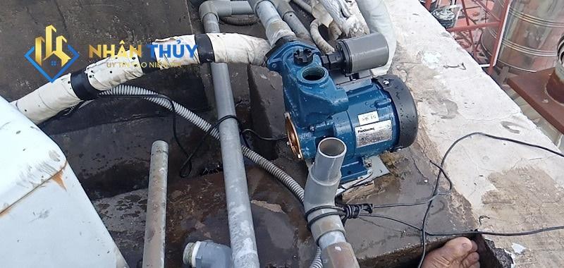 sửa máy bơm nước tại quận 2