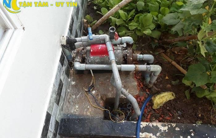 sửa máy bơm nước tại quận 6