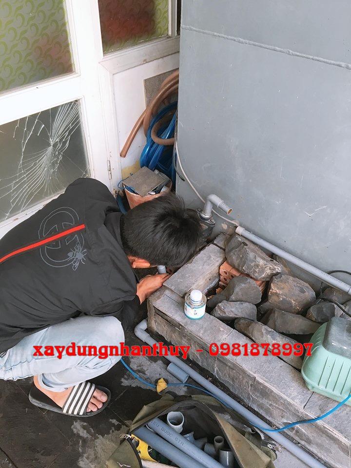thợ sửa máy bơm nước tại quận 6 xây dựng nhân thủy