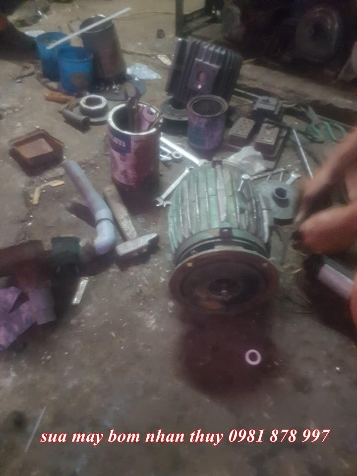 thợ sửa máy bơm tại quận gò vấp