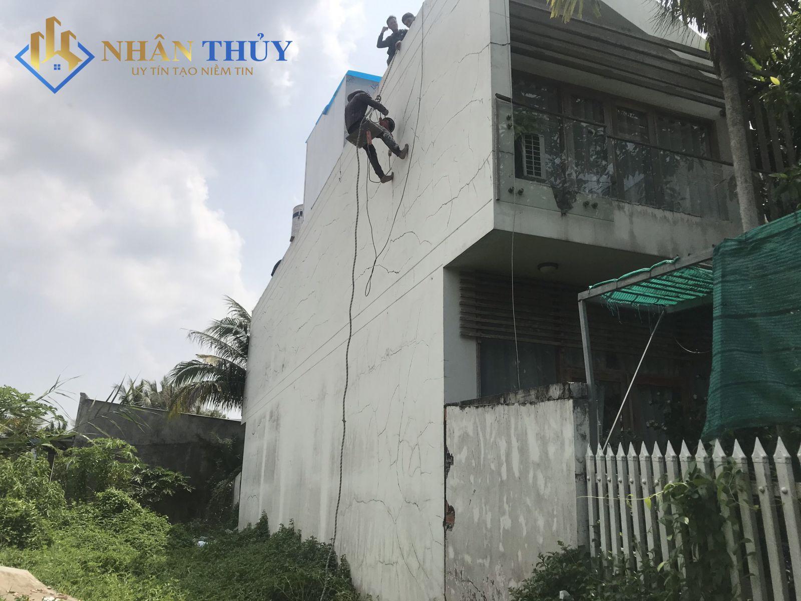 thợ sửa chữa nhà huyện bình chánh