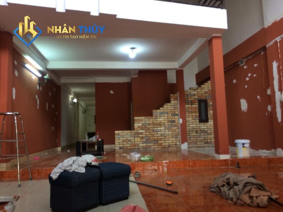 sửa chữa nhà cũ