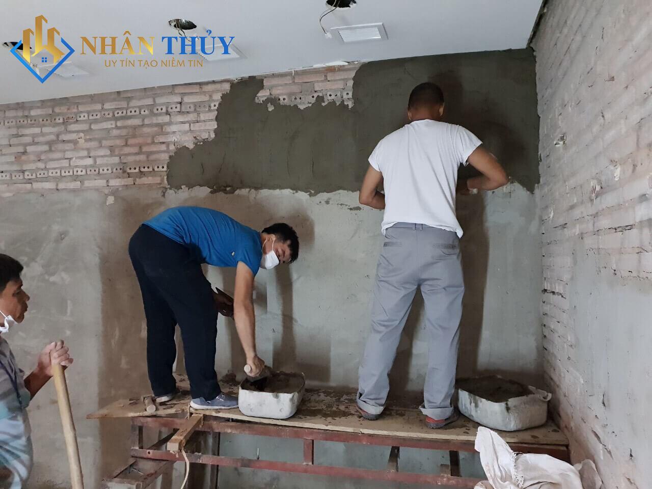 sửa chữa nhà giá rẻ tại quận 11