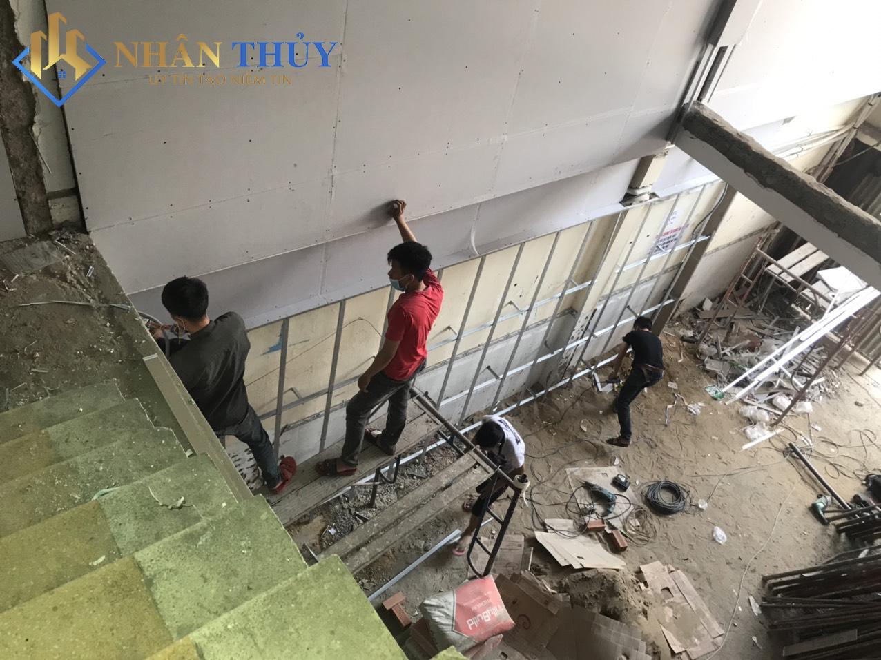 sửa chữa nhà trọn gói tại quận 12