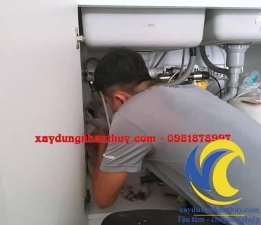 sửa ống nước